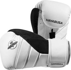 Hayabusa T3 Boxing Gloves White/Black