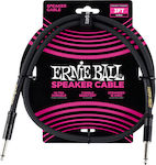 Ernie Ball Cable 6.3mm male - 6.3mm male 0.9m (6071)