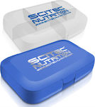 Scitec Nutrition Pill Box Clear