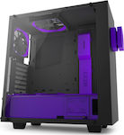 NZXT S340 Elite Limited Purple Edition