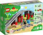 Lego Duplo: Train Bridge and Tracks 10872