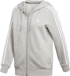adidas originals hoodie - Αθλητικές Ζακέτες Adidas Γκρι - Skroutz.gr 45f665ea66b