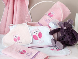 Baby Oliver Sweet pink Owl 46-6711/630