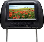 OEM 7-inch LCD car headrest monitor DVD player S1207