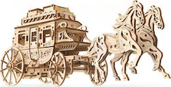 Ugears Stagecoach Model