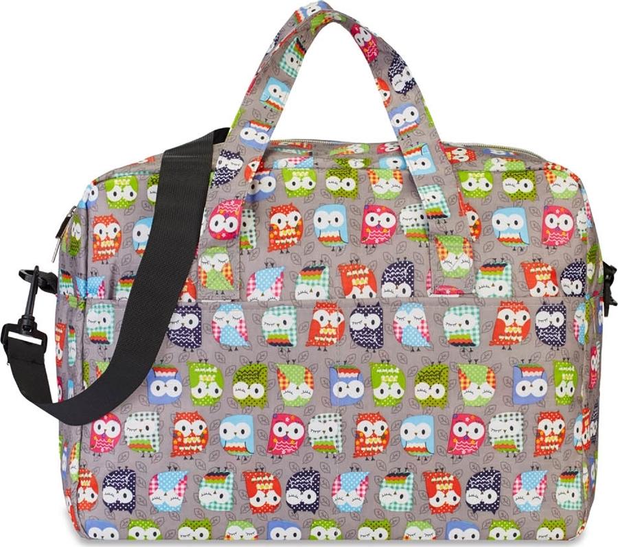 Προσθήκη στα αγαπημένα menu My Bag s Τσάντα Μαιευτηρίου Owl Grey 0a77f2996d8