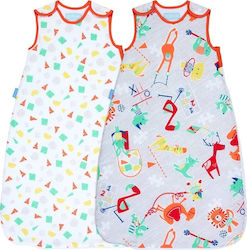 Grobag Childs Play Wash & Wear 2pcs 1 tog 6-18m AAA5260