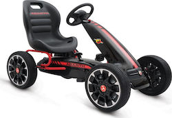 Abarth 500 Mega Go Kart Black