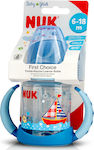 Nuk First Choice Καραβάκι 6-18m 150ml