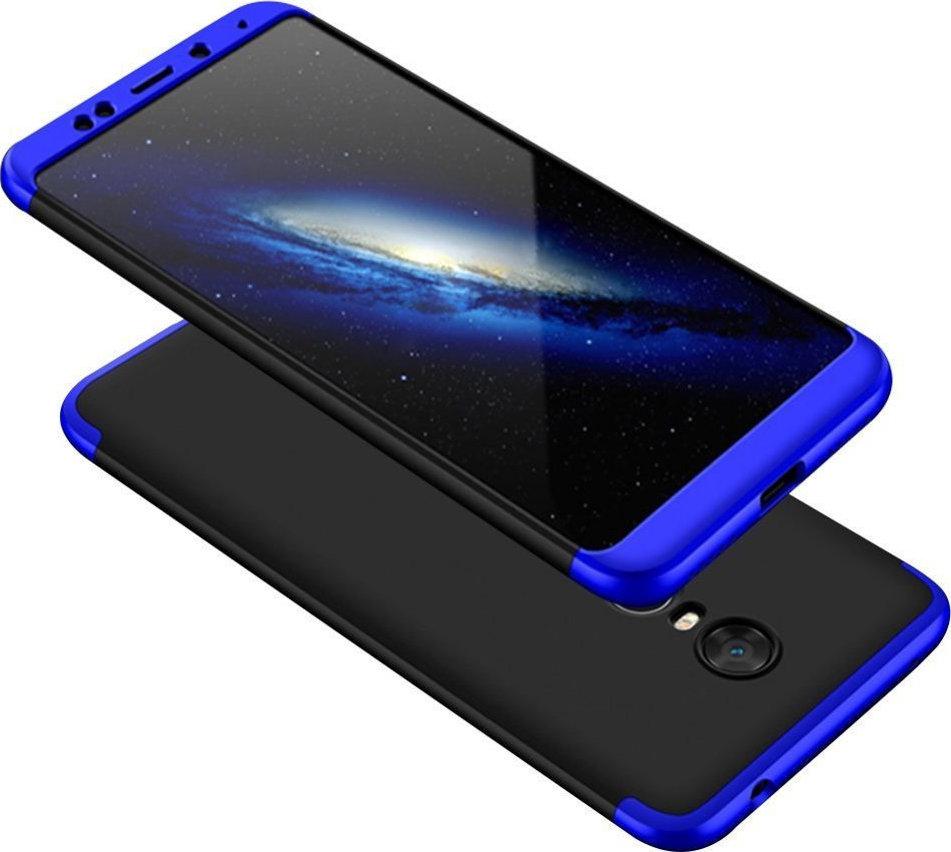 GKK Luxury 360 Μπλε (Xiaomi Redmi 5 Plus)