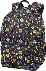 American Tourister Urban Groove Backpack Pop Black