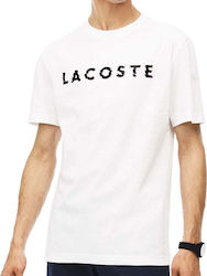 Lacoste Technical Jersey Sport Tennis White