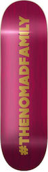 "Nomad Hashtag Pink Deck 8.125"" 1768"