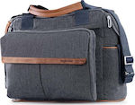Inglesina Dual Bag Aptica Indigo Denim
