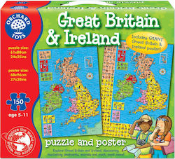 Great Britain & Ireland 150pcs (285) Orchard