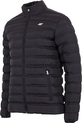 4F Ski Wear H4Z17-KUM002 Black