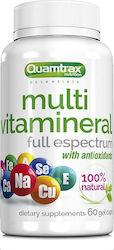 Quamtrax Nutrition Multi Vitamineral 60 κάψουλες