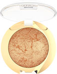 Golden Rose Diamond Breeze Shimmering Baked Eyeshadow 02 Dazzle