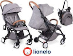 Lionelo Julie Black Grey