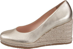 Moods Shoes 1658 Platinum Gold