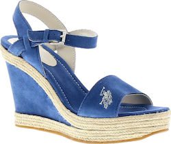 U.S. Polo Assn. Greta Blue
