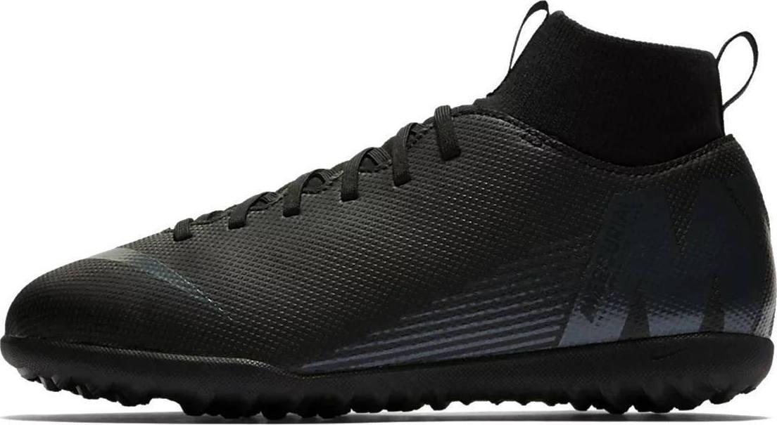 Προσθήκη στα αγαπημένα menu Nike Jr Mercurial Superfly VI Club TF Academy  Black Pack AH7345-001 b40851f22192