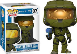 Pop! Games: Halo - Master Chief with Cortana 07