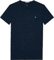 Scotch & Soda V-neck 142642-2057 Navy
