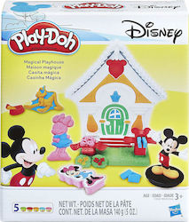 Hasbro Play-Doh Disney Magical Playhouse Mickey