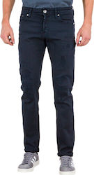Gas Norton Bull Superstretch Destroy Slim Fit Carrot Jeans (35 1276 03 1047)