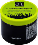 Revlon D Extreme Hold Styling Cream Hair Cream 150gr