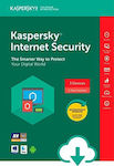 Kaspersky Internet Security 2019 (1 Licences , 1 Year) Key