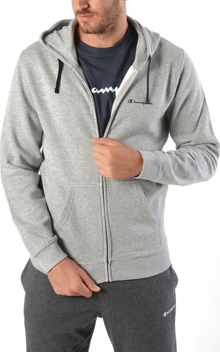 7e5f97f28d44 Champion Hooded Full Zip Sweatshirt 212079-EM006 - Skroutz.gr