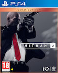 Hitman 2 (Gold Edition) PS4