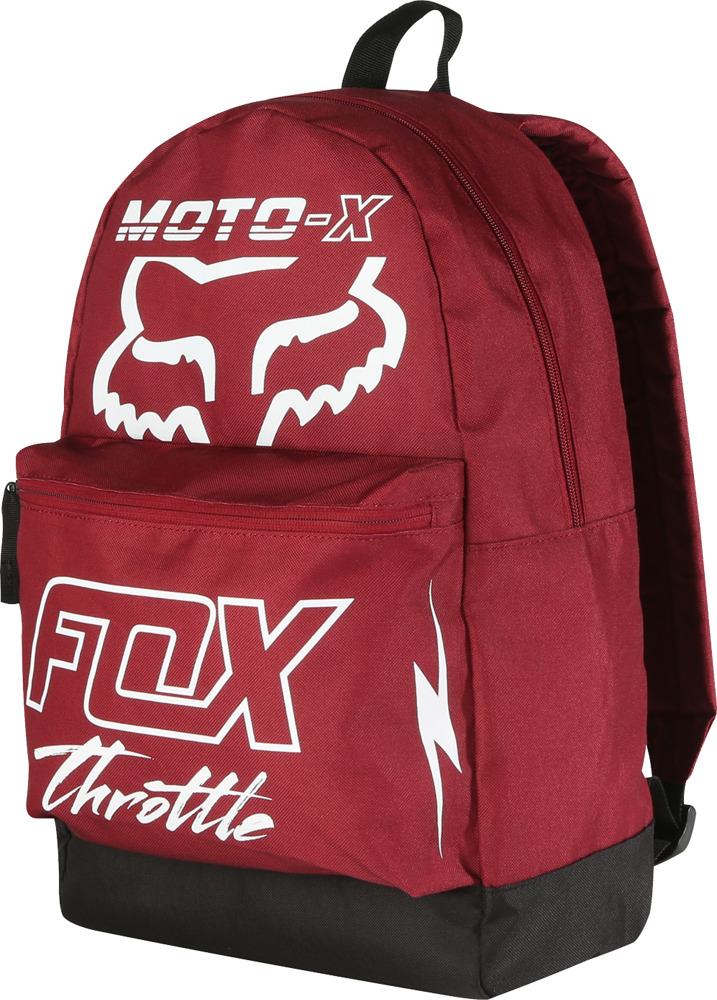 3109e00a94 Προσθήκη στα αγαπημένα menu Fox Throttle Maniac Kick Stand Backpack 21232- 208