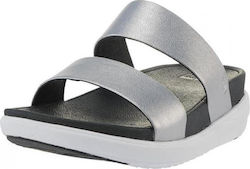 Loosh Slide Fitflop (A58-011 Silver)