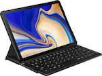 Samsung Keyboard Cover Μαύρο (Galaxy Tab S4 10.5)