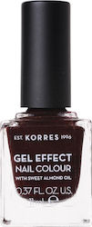 Korres Gel Effect Nail Colour 54 Festive Red