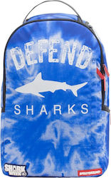 52aefbe177d Sprayground Backpack Defend Sharks Reflective 910B15.