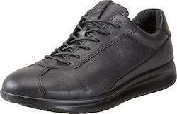 Ecco Aquet 207113 01001 Black Leather