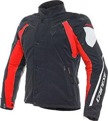 Προσθήκη στα αγαπημένα menu Dainese Rain Master D-Dry Jacket  Black Glacier-Grey Red d1f424b3e82
