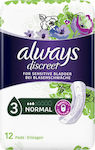Always Discreet Discreet for Sensitive Bladder Normal 12τμχ