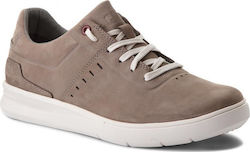 d74810f7290 Ανδρικά Δετά Casual Sneakers Cat P722378 Leather Nubuck Cloud Burst