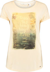 LW ORGANIC COTTON T-SHIRT Μπλούζα Εισ. O'NEILL BEG