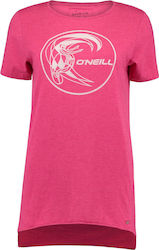 LW ESSENTIALS LOGO T-SHIRT Μπλούζα Εισ. O'NEILL RED