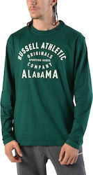 Russell Athletic Ls Crewneck Tee A8-062-2-259