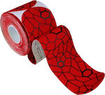 Thera-Band Kinesiology Tape 5.1cm x 25.4m 20 κομμένες ταινίες Red / Black