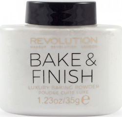 Makeup Revolution Bake & Finish Luxury Baking Powder 42gr