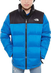 The North Face Nuptse Down Jacket T93CQMWXN Μπλε