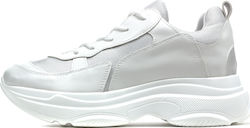 SNEAKER FASHION (FBL111-08218-WHITE)-FUNKY BUDDHA